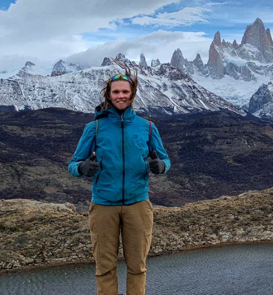 Sean Henry, Alum Cycling from Canada to Chile - Part 3